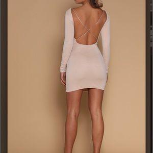 Meshki Glitter Dress